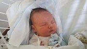 KRYSTIÁN HUDÍK, TUCHLOVICE. Narodil se 28. října 2018. Po porodu vážil 3,73 kg a měřil 51 cm. Rodiče jsou Pavla Hudíková a Jan Kozel. (porodnice Kladno)
