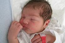 Tereza Vlková, Hrdlív. Narodila se 1. května 2012, váha 3,40kg, míra 50cm. Rodiče jsou Jana Povondrová a Michal Vlk (porodnice Kladno)