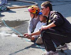 Cenných rad není ani v hasičském řemesle nikdy dost