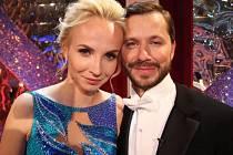 Herečka Jana Plodková a kladenský učitel a tanečník Michal Padevět