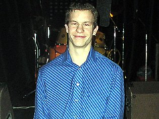 Nejlepší futsalista Kladenska za rok 2007 - David Frič.