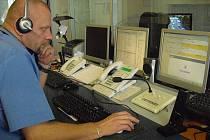 Oznámení od hluchoněmých lidí kladenští strážníci přijímají prostřednictvím sms zpráv.