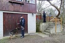 VELKÁ POLICEJNÍ  preventivní akce se nedávno uskutečnila v chatových oblastech na Unhošťsku.