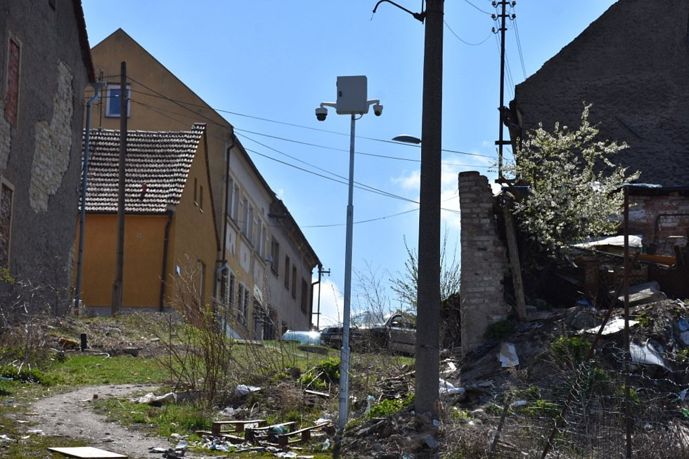 V Kročehlavech bují černá skládka, město už zjednalo nápravu.