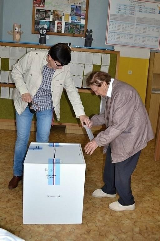 Volby v roce 2017 na Kladensku.