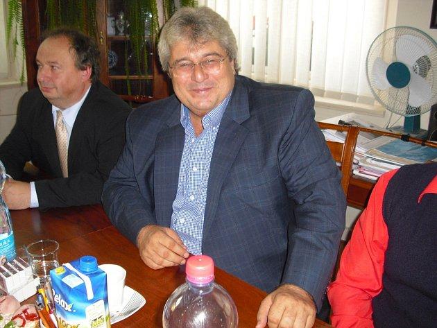 Hejtmanem Středočeského kraje se stane starosta Příbrami Josef Řihák.