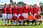 90. let fotbalu v AFK Tuchlovice. Domácí A tým čeká důležitý duel ve středu s Libiší