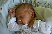 MICHAEL KUČERA, SLANÝ. Narodil se 10.11.2017.Váha 3,790kg, výška 49cm.Rodiče jsou Anna Kučerová a Michael Kučera.(Porodnice Kladno).