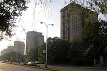 V šesti věžových domech v Rozdělově je přibližně 480 bytových jednotek.