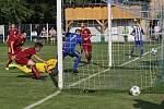 FC Čechie Velká Dobrá - TJ Sokol Sedlec-Prčice 1:0 (1:0), I. A. tř., 31. 8. 2019