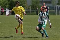 Sokol Hostouň - SK Vinařice 5:0, regionální liga U19, 29. 5. 2021