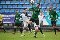 SK Kladno - FK Baník Most - Souš 1:3 (0:0), Divize B, 10. 10. 2020