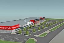 Další supermarket Billa, Česká spořitelna, Levné knihy, OK Elektro, Triumph, Rossmann a mnoho jiných obchodů již brzy čeká na své otevření v novém centru. První obchod Mountfield už by měl být otevřen dokonce 1. září.