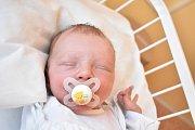 JAN PATERA, KLADNO. Narodil se 5. března 2018. Po porodu vážil 3,9 kg a měřil 50 cm. Rodiče  jsou Marie Paterová a Radek Patera. (porodnice Kladno)