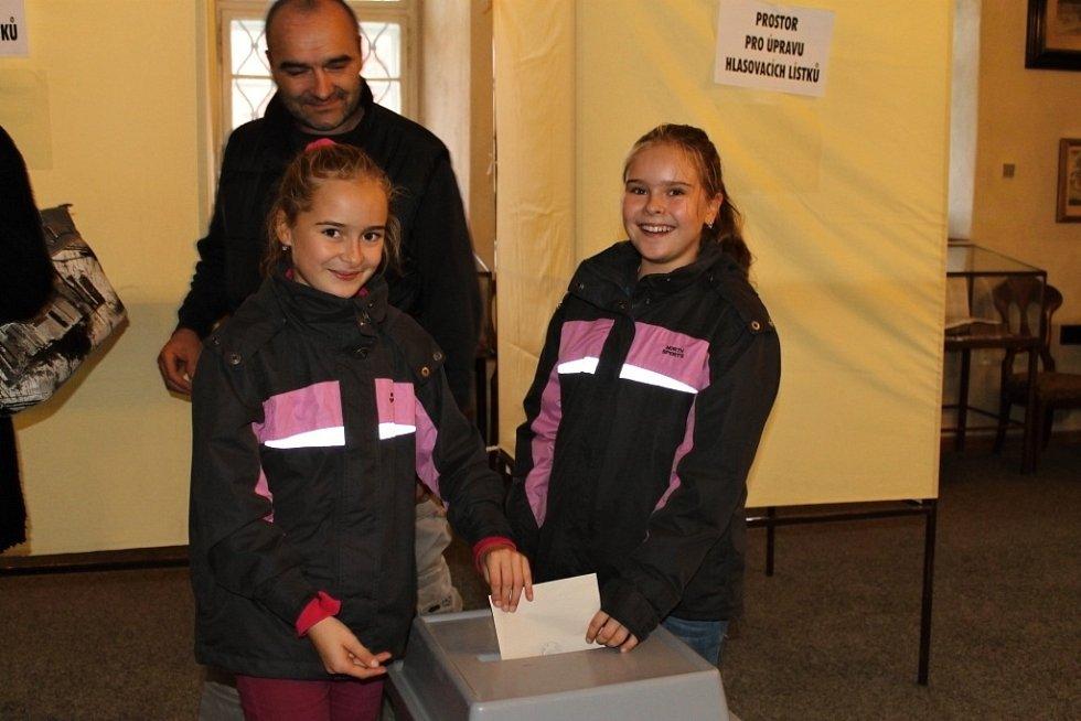 Volby do poslanecké sněmovny 2013 Slaný, Zlonice, Želevčice