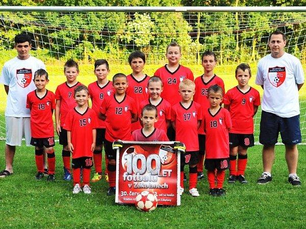 Zákolany se chystají na 100let založení fotbalového klubu.