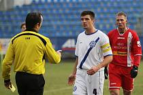 Lukáš Hajník // SK Kladno - Králův Dvůr  2:1 (0:1) , utkání 16 k. CFL. ligy 2011/12, hráno 26.11.2011