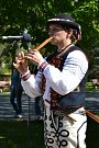 Folklorní slavnosti Tuchlovická pouť 2016