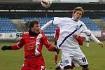 Nejvýše David Čižek //  SK Kladno - Králův Dvůr  2:1 (0:1) , utkání 16 k. CFL. ligy 2011/12, hráno 26.11.2011