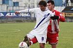 Jan Švambera //   SK Kladno - Králův Dvůr  2:1 (0:1) , utkání 16 k. CFL. ligy 2011/12, hráno 26.11.2011