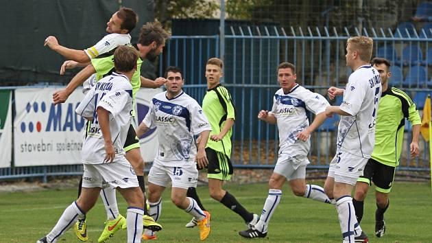 SK Kladno - ASK Lovosice 2:0, Divize, 10. 10. 2015