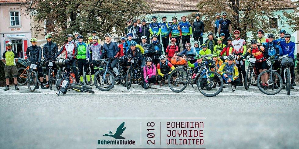Z loňského závodu Bohemia Divide