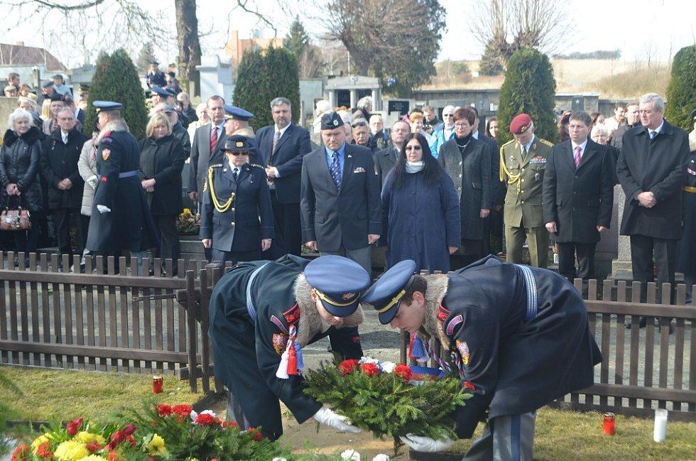 Výročí narození T.G.Masaryka v Lánech