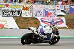České želízko v kategorii MotoGP míjí svůj fanclub.