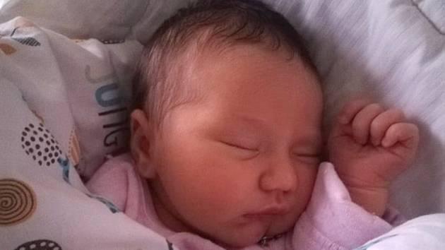 Eliška Holasová, Nové Strašecí. Narodila se 7. března 2020. Po porodu vážila 3,76 kg a měřila 50 cm. Rodiče jsou Nikola a Martin Holasovi. (porodnice Rakovník)