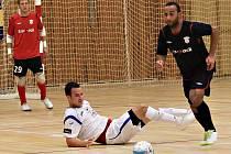 SAT-AN Kladno - FK ERA-PACK Chrudim 2:8 (1:3), 1. liga futsalu, hráno 3.10.2011