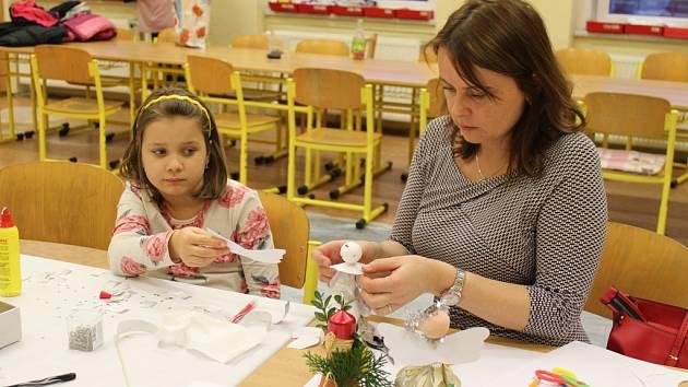 Rozdělovská základní škola otevřela dveře veřejnosti.