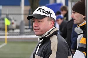 Bývalý fotbalista Kladno či Kolče Zdeněk Míčka, jemuž se neřeklo jinak než Čolek.