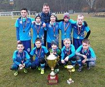 Turnaj v Povrlech vyhrál tým SK Kladno 2008 // Týmy z Kladenska se zúčastnily II. ročníku fotbalového turnaje starších přípravek v Povrlech na Ústecku