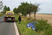 Nehoda u Tuřan, čtvrtek 11. srpna