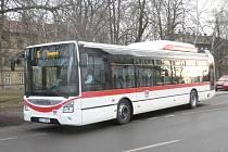 VE VOZOVÉM PARKU dopravce přibývá autobusů na zemní plyn.