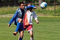 Memoriál Jana Tenopíra, mezinárodní fotbalový turnaj starších žáků.