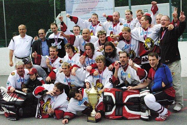 Mistr ligy 2008 - Habešovna Gladiators