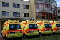 Centrum středočeské záchranné služby v Kladně se o víkendu stalo terčem zloděje.