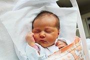 Sofie Slabá, Unhošť. Narodila se 25. dubna 2017. Váha 3,22 kg, míra 44 cm. Rodiče jsou Eliška Slabá a Miloslav Slabý (porodnice Kladno).