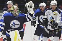 Rytíři Kladno – HC Most 6:1, 1. hokejová liga 2014-15 / 3. 1. 2015