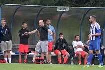Velký Borek nezažívá příjemný vstup do sezony. Tým trenéra Zbyňka Štrupla se povzbuzujícího výsledku nedočkal ani na třetí pokus.