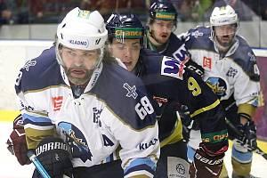 Kladno - Ústí, Jaromír Jágr se vrátil před domácí diváky výhrou a výborným výkonem.