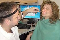 Preventivní vyšetření na nádorová onemocnění hlavy a krku budou v květnu pro zájemce zdarma.
