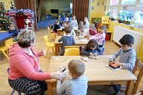 Mateřská školka v Hrdlívě dostala v závěru letošního roku ten nejkrásnější dárek.
