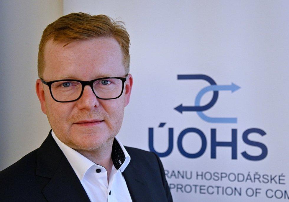 Petr Mlsna  - Předseda Úřadu pro ochranu hospodářské soutěže (ÚOHS).