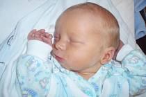 Tadeáš Vorlíček, Podlešín. Narodil se 18. února 2013. Váha 3,32 kg, míra 54 cm. Rodiče jsou Michaela Vorlíčková a Pavel Vorlíček (porodnice Slaný).