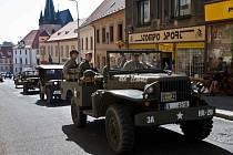 Druhé setkání veterán klubů a klubů vojenské historie