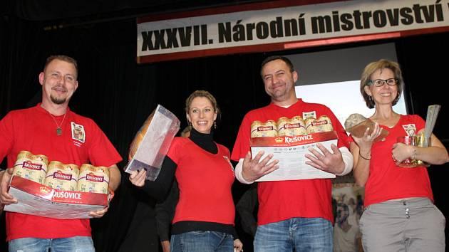 Mistrovství se v Kladně konalo už posedmatřicáté.
