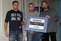 Vánoční setkání fanoušků s vedením a hráči Rytířů Kladno