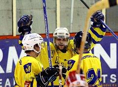 HC Řisuty - Vajgar Jindřichův Hradec 4:6, hráno 19.3.2009